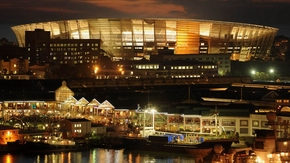 New Cape Town Stadium for FIFA 2010